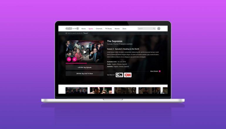 Website User Interaction Design