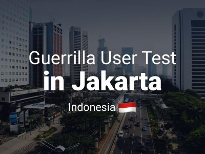 Protected: Guerrilla User Testing in Jakarta